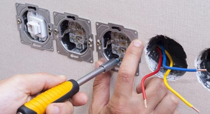 Outlet & Switch/ Socket Installation